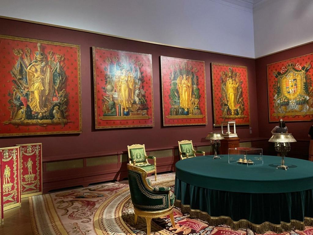Les Palais disparus de Napoléon, au Mobilier national (2021) 3e42b010