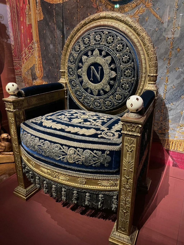 Les Palais disparus de Napoléon, au Mobilier national (2021) 65bfca10