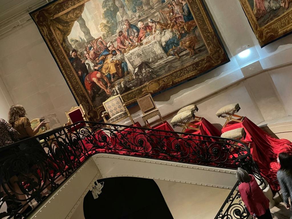 Les Palais disparus de Napoléon, au Mobilier national (2021) 91114d10