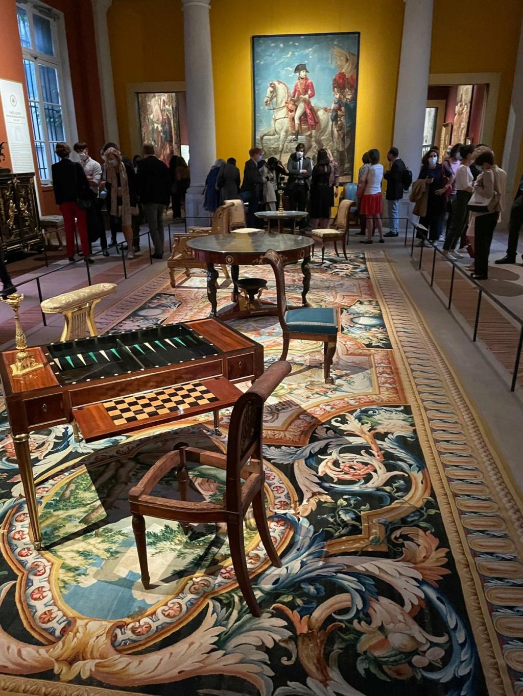 Les Palais disparus de Napoléon, au Mobilier national (2021) E1ecd810