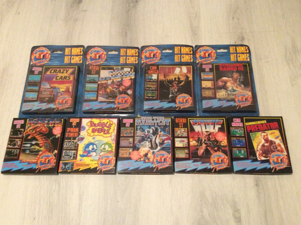 Vente jeux Atari ST et Amiga blister ou très bon état - mario 64 nintendo Img_1412