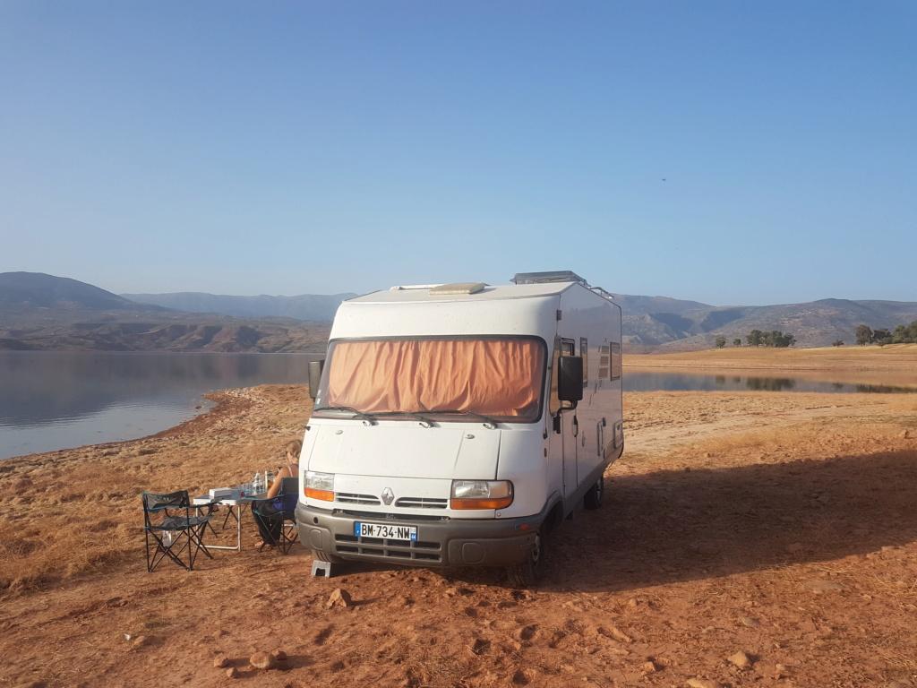 [Maroc Camp/Bivouacs] Lac Bin el ouifane 20180811
