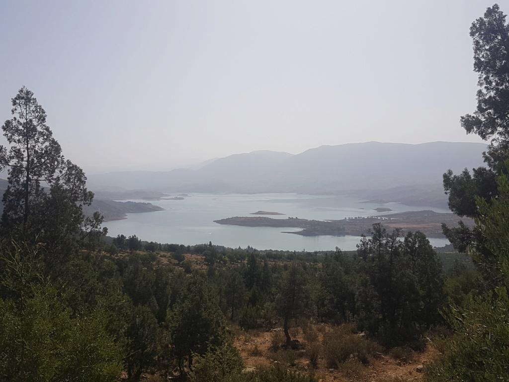 [Maroc Camp/Bivouacs] Lac Bin el ouifane 20180812