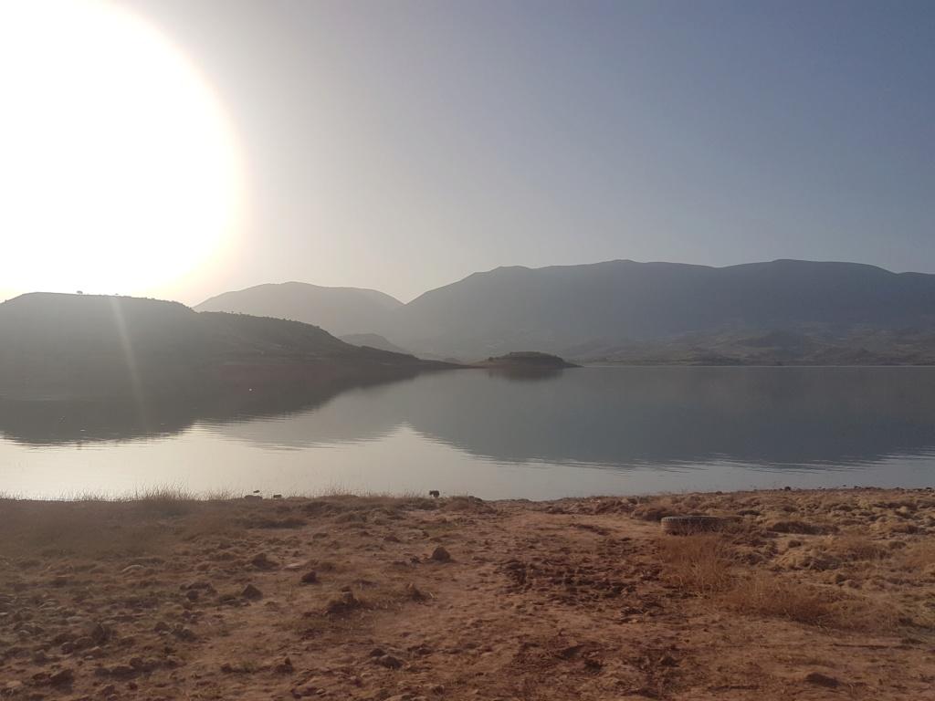 [Maroc Camp/Bivouacs] Lac Bin el ouifane 20180813