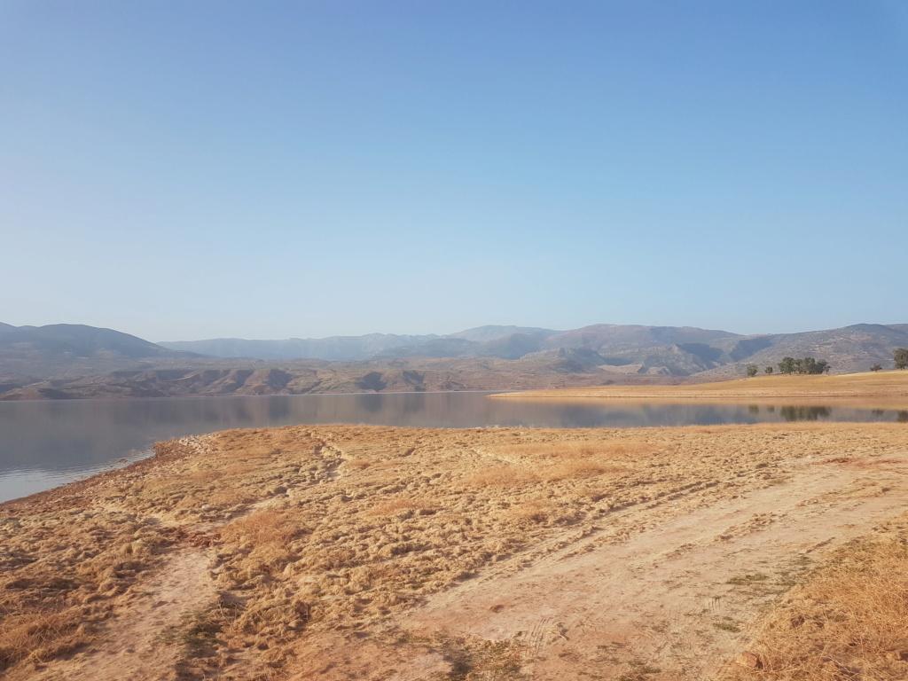 [Maroc Camp/Bivouacs] Lac Bin el ouifane 20180815