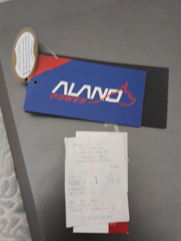 [vendo][usato] alano Power Magma 7'3''  3/8 1-1/2  10-30 lb    20190139