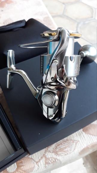 [Vendo][usato] Shimano Stella 5000 FJ  20200311