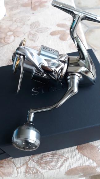 [Vendo][usato] Shimano Stella 5000 FJ  20200314
