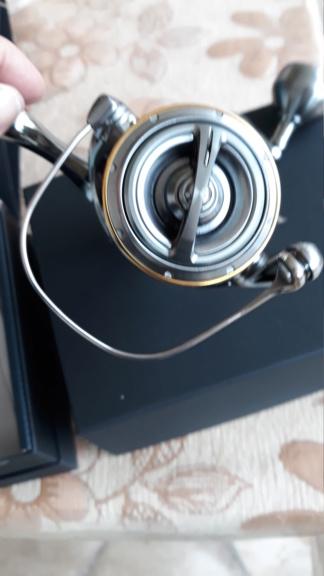 [Vendo][usato] Shimano Stella 5000 FJ  20200315