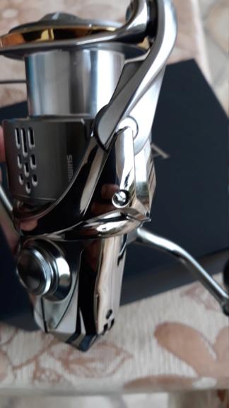 [Vendo][usato] Shimano Stella 5000 FJ  20200316