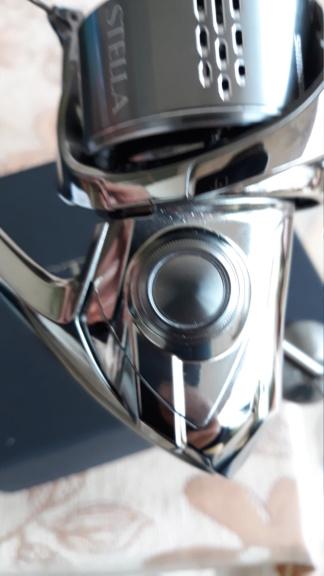 [Vendo][usato] Shimano Stella 5000 FJ  20200317