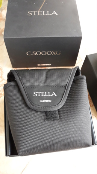 [Vendo][usato] Shimano Stella 5000 FJ  20200320