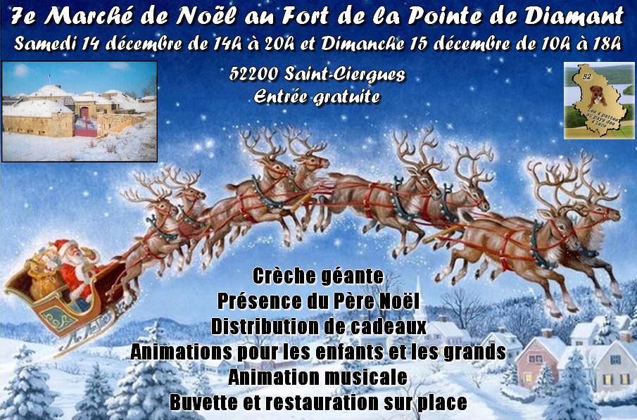 1er Marché de Noël : Fort de la pointe à St Ciergues 68626910