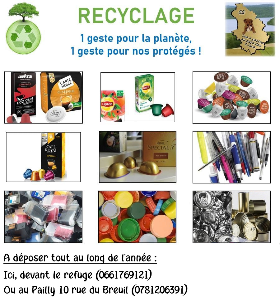 Recyclage A27