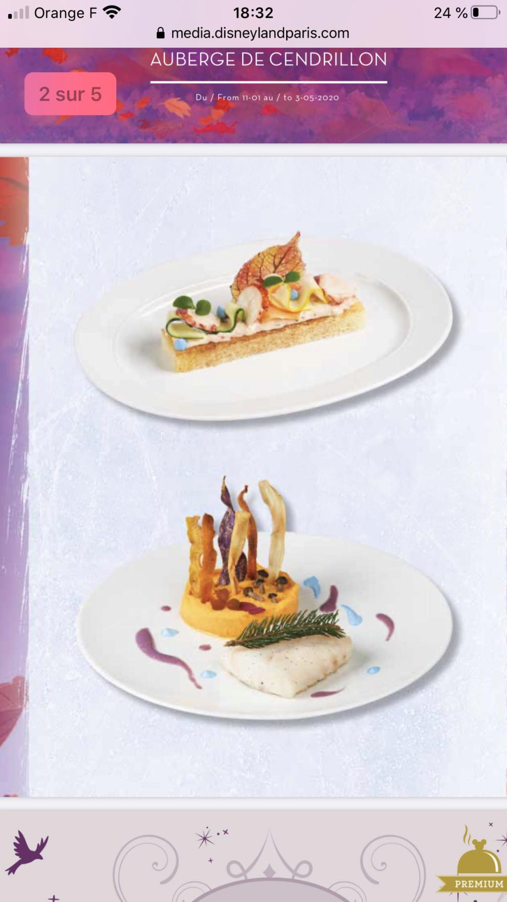 [Service à table] Auberge de Cendrillon - Page 36 23c7fc10