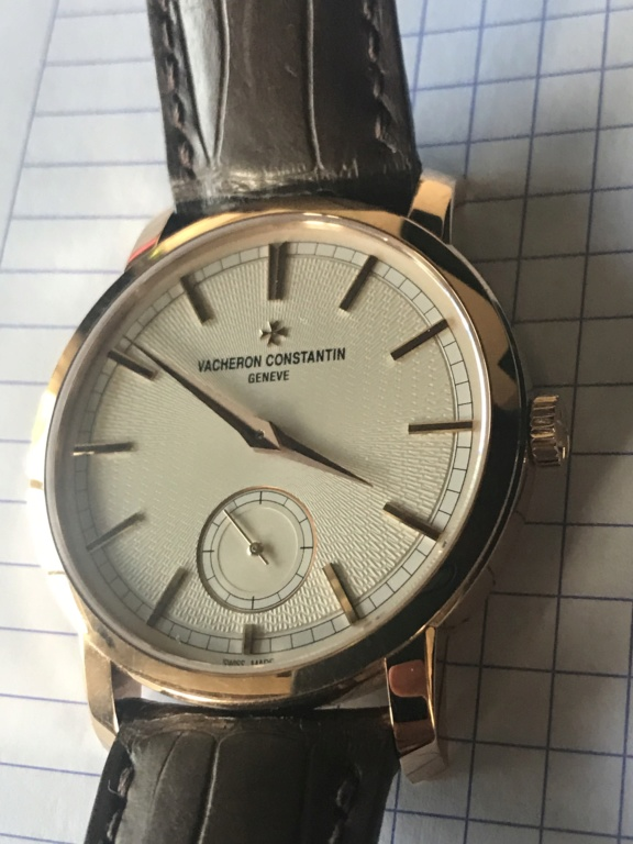 vacheron - Vacheron Constantin Patrimony Traditionnelle or rose... - Page 10 D6eb8410