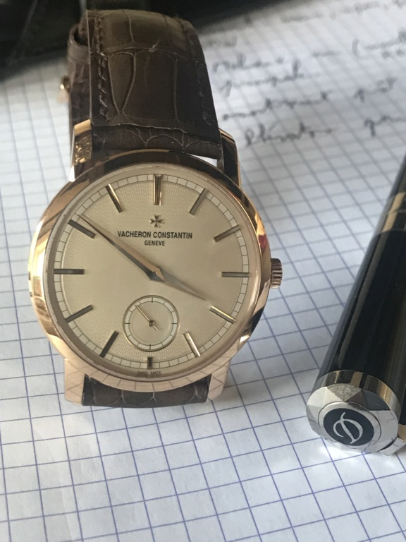 vacheron - Vacheron Constantin Patrimony Traditionnelle or rose... - Page 10 F9706210