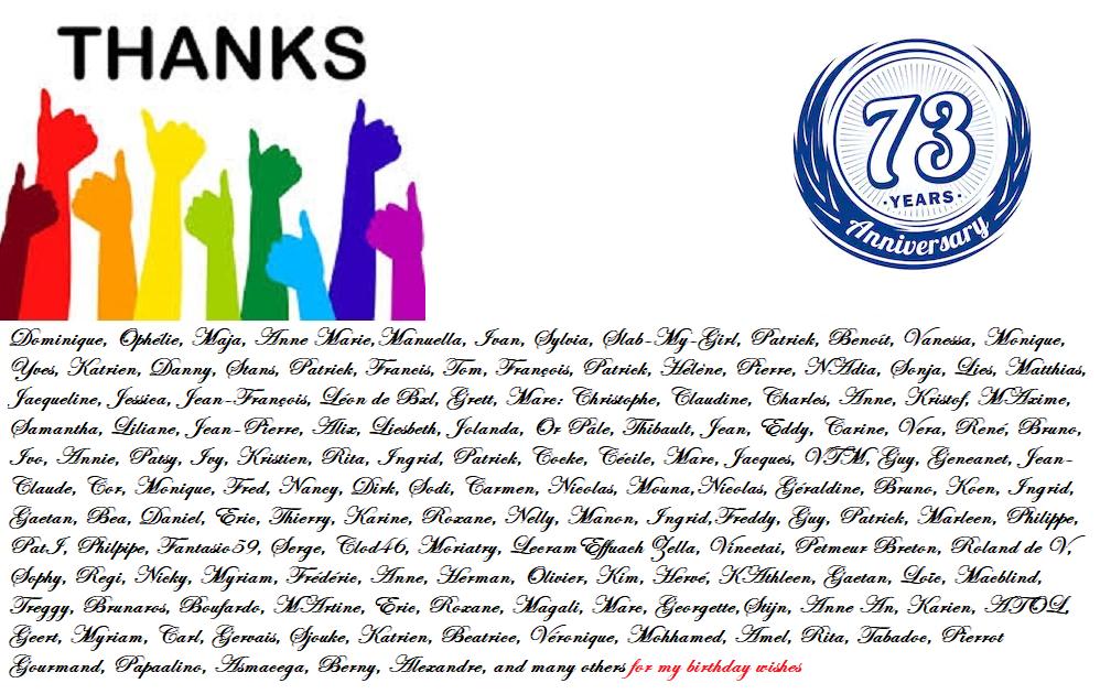 Bon anniversaire pour tes 73 ans Denis Mc Kie! 73_yea12