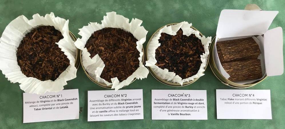 Dégustation des nouveaux tabacs Chacom à la Pipe du Nord (28 septembre 2018) - Page 2 Tastin12