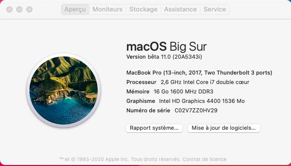 macOS Big Sur 11 / 11.1 / 11.2 / 11.3 (Beta) - Page 5 146