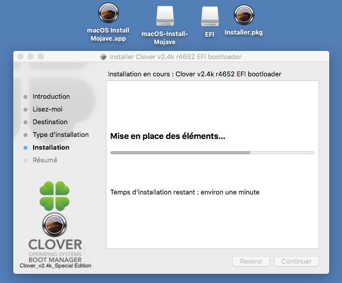 macOS Install Mojave 218