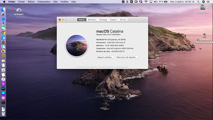 macOS Catalina 10.15 Developper Beta - Page 4 222