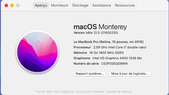 macOS Monterey 12.0 / 12.1 / 12.2 / 12.3 / 12.4 / 12.5 / 12.6 Beta - Page 8 Capt1071