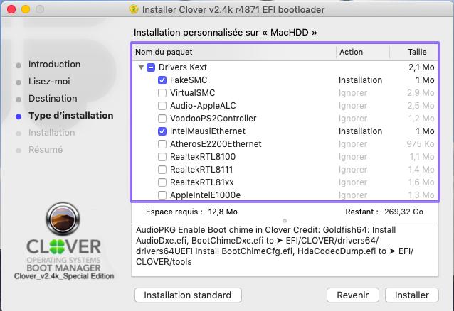 [résolu] Probléme à l installation de High Sierra Captu103