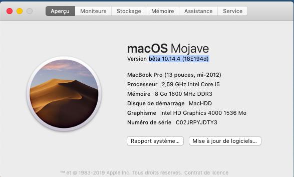 macOS Mojave 10.14 .Beta (Beta1, 2, 3, 4, 5, 6 . . .) - Page 7 Captu108