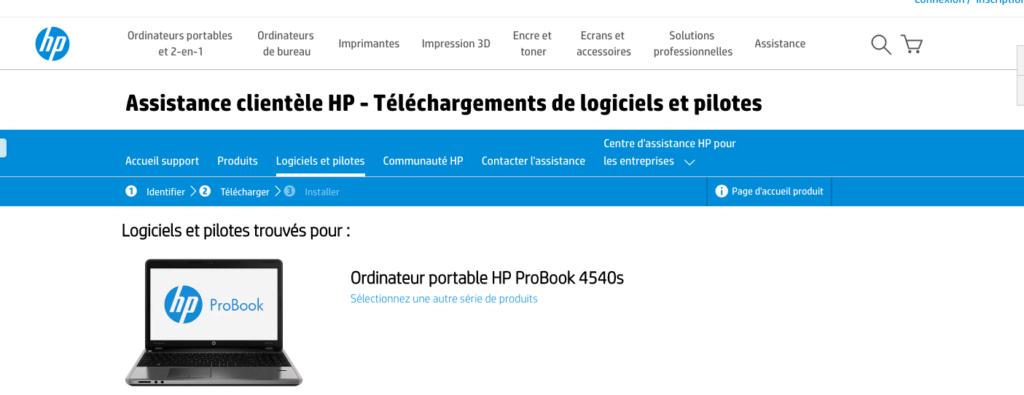 Probleme Batterie Hp4540s  Captu160