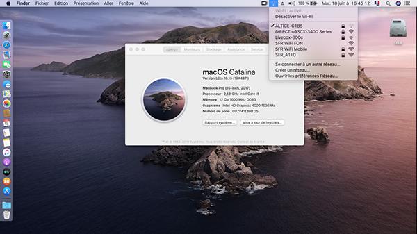 macOS Catalina 10.15 Developper Beta - Page 3 Captu218