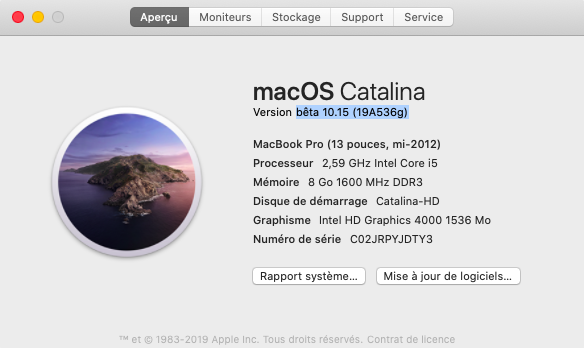 macOS Catalina 10.15 Developper Beta - Page 4 Captu290