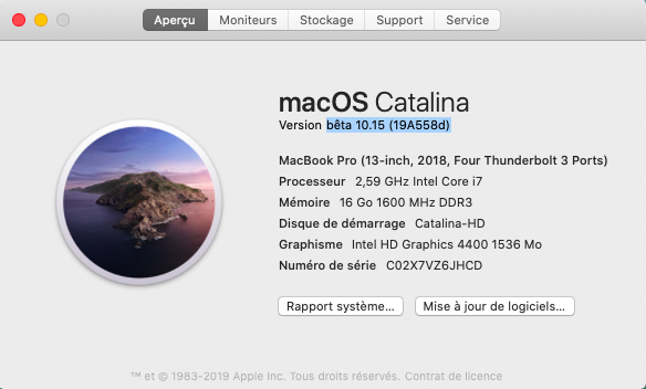 macOS Catalina 10.15 Developper Beta - Page 5 Captu324