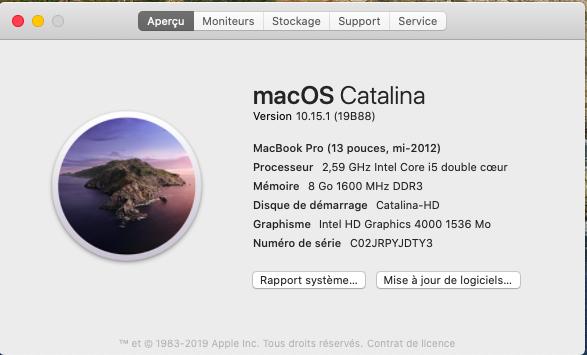 Trim Enabler pour macOS Catalina 10.15 Captu436