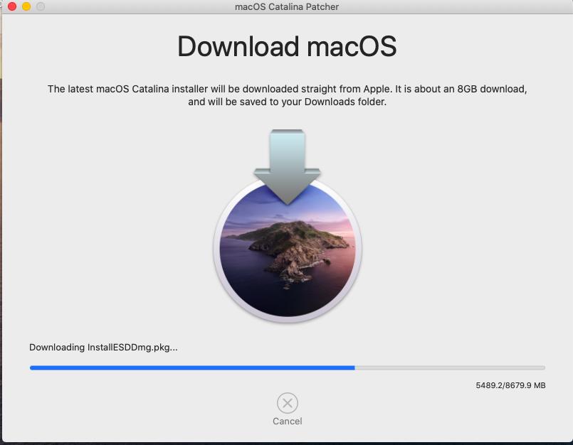 RÉSOLU Création d'une clé USB bootable Catalina Captu448