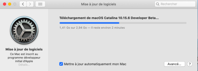 macOS Catalina 10.15 Developper Beta - Page 7 Captu631