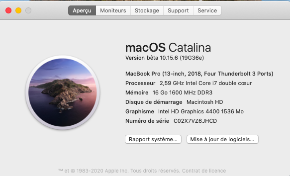 macOS Catalina 10.15 Developper Beta - Page 8 Captu632
