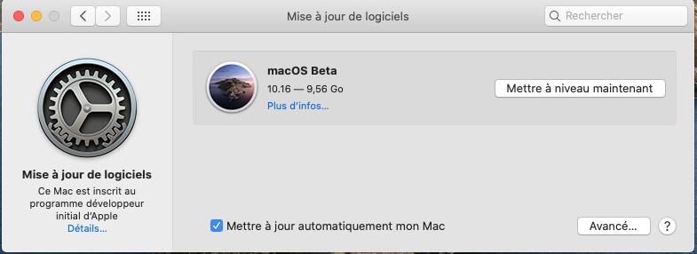 macOS Big Sur 11 / 11.1 / 11.2  (Beta) Captu661
