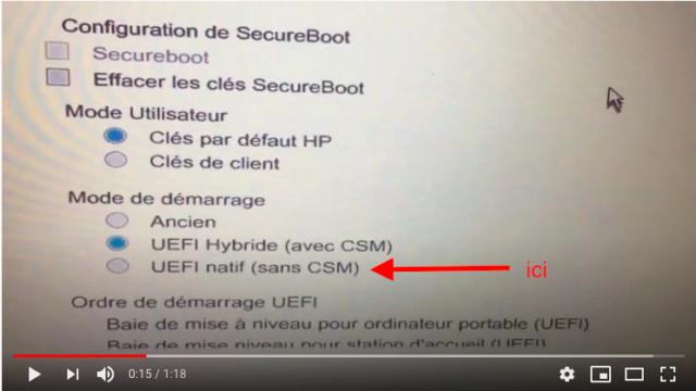 [résolu]problème au Boot disque introuvable Captu751