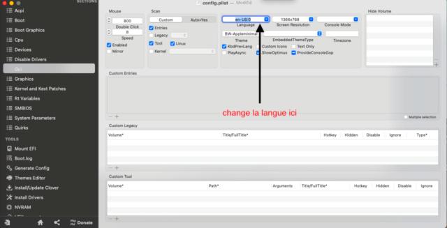 RESOLU-Version de Clover non compatible avec votre version de système Captu824