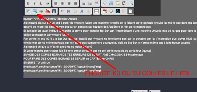 aide pour instal big sur sur un ivy bridge portable  - Page 2 Captu842