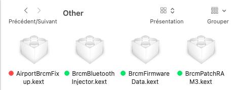bluetooth sur broadcom 94352 on big sur , quel kext ? Captu863