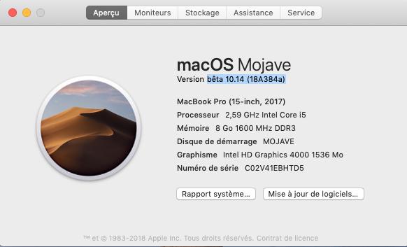 macOS Mojave 10.14 .Beta (Beta1, Beta2, Beta3, Beta4, Beta5, Beta6 . . .) - Page 6 Captur20