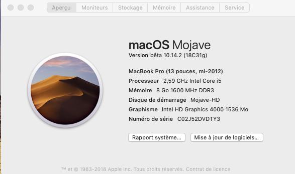 macOS Mojave 10.14 .Beta (Beta1, 2, 3, 4, 5, 6 . . .) - Page 7 Captur62