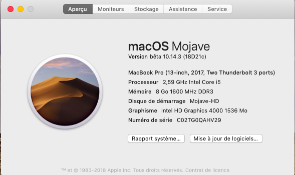 macOS Mojave 10.14 .Beta (Beta1, 2, 3, 4, 5, 6 . . .) - Page 7 Captur73