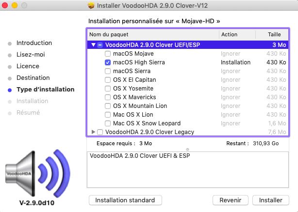 [Résolu] Problème son et update OSX Captur75