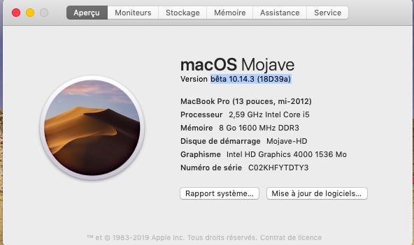 macOS Mojave 10.14 .Beta (Beta1, 2, 3, 4, 5, 6 . . .) - Page 7 Captur88