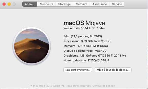 macOS Mojave 10.14 .Beta (Beta1, 2, 3, 4, 5, 6 . . .) - Page 7 Captur98