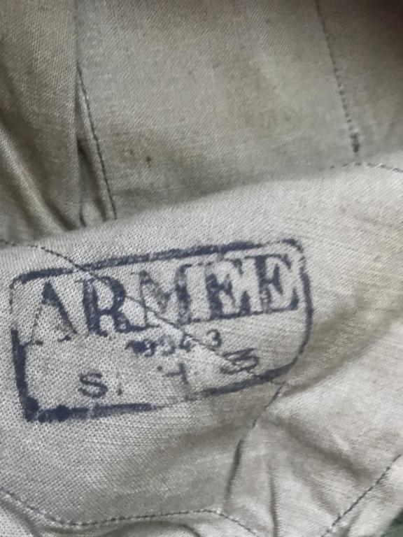 Pantalon tta camoufle 125cd210