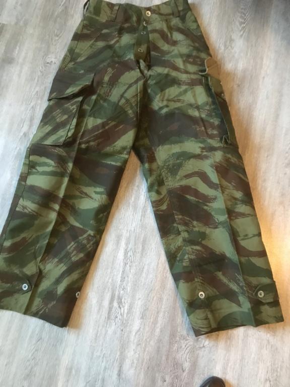 Pantalon tta camoufle 2414c610